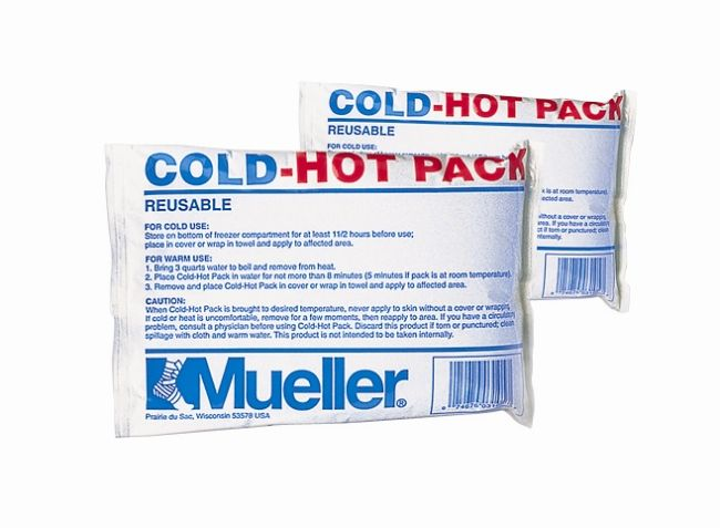 Пакет для хладо/термотерапии Mueller Reusable Cold/Hot Pack 12 шт.